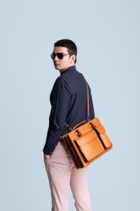 Firenze Leather Bag