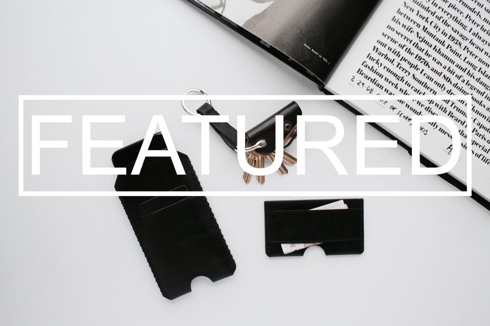 Zaccardelli Leather Co feature on The Quiet Resolution