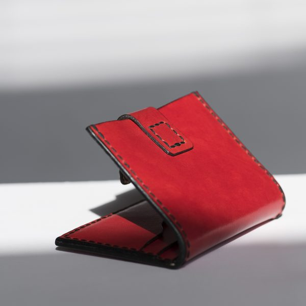 Burgh Wallet | Zaccardelli Leather Co