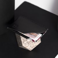Zaccardelli Leather Co | Nero Card Holder