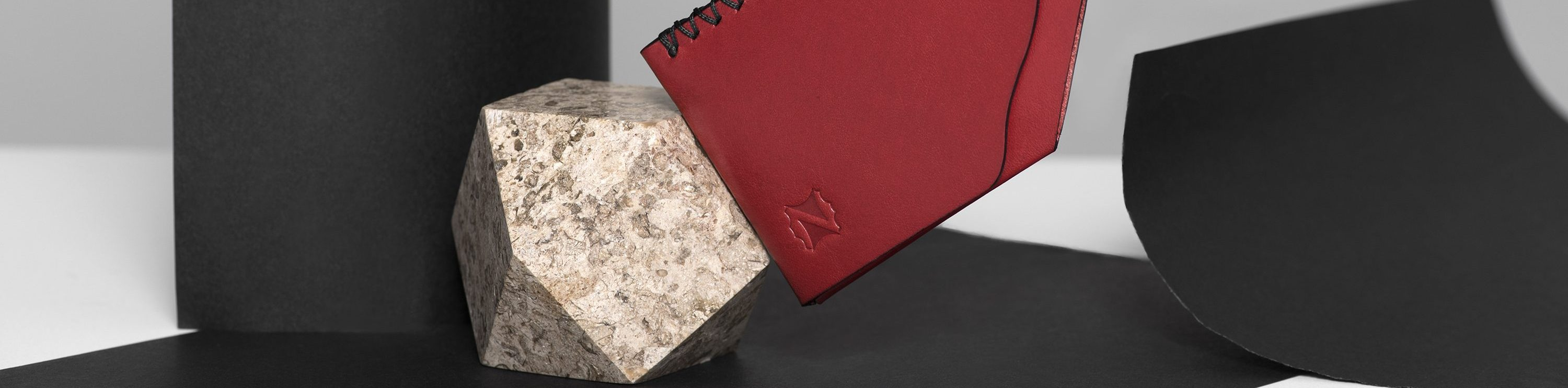 Zaccardelli Leather Co | Rosso Card Holder