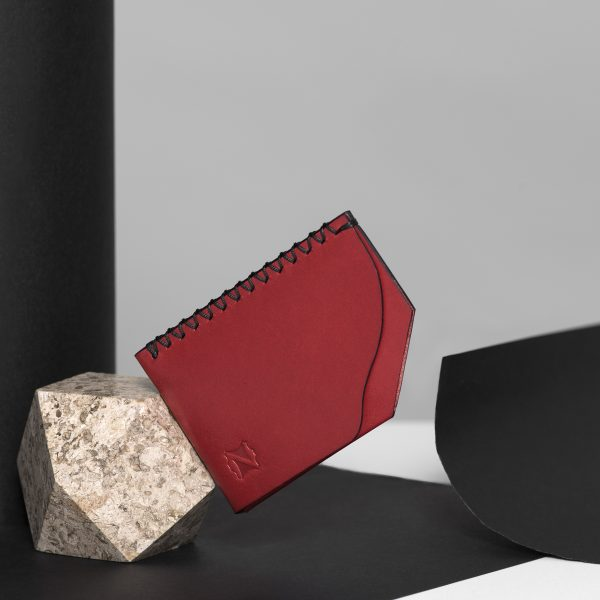 Zaccardelli Leather Co | Rosso Card Holders