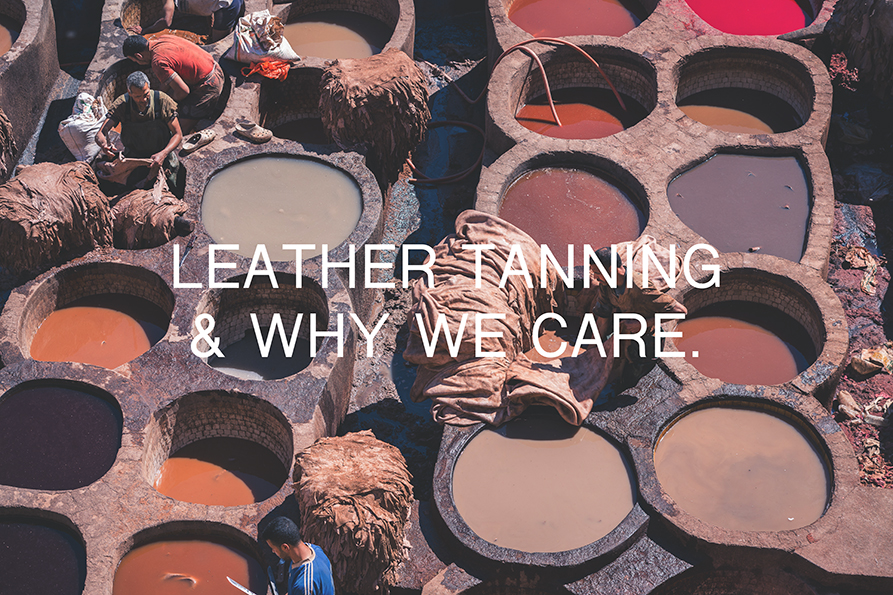 Leather Tanning Zaccardelli Leather Co