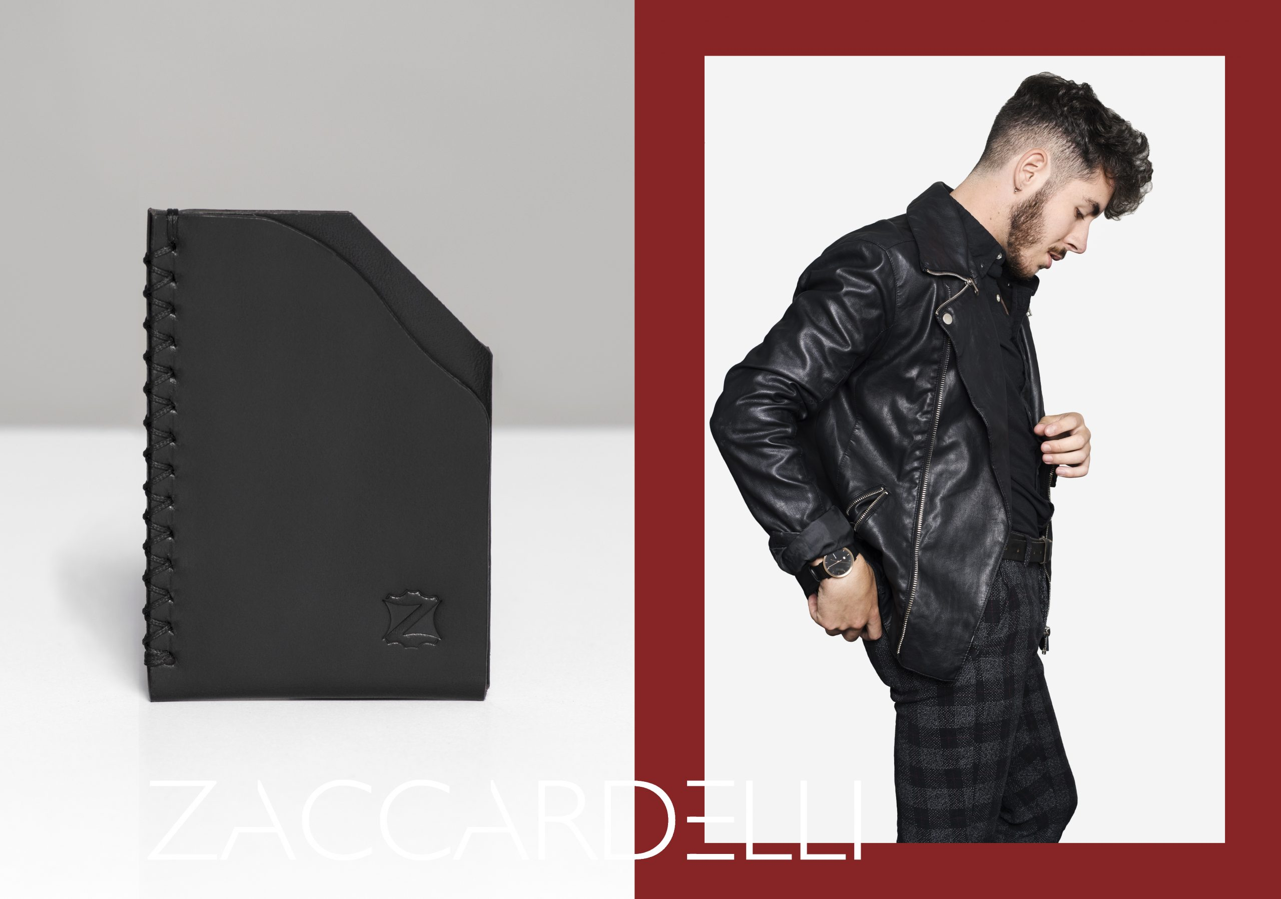 Card Holders | Zaccardelli Leather Co | Handmade Leather Goods